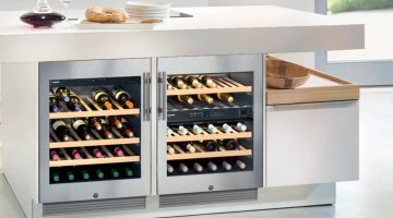 Custom wine cooling systems in Singapore